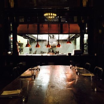 The Breslin Bar And Dining Room Restaurant New York NY OpenTable Amusing In Gallery