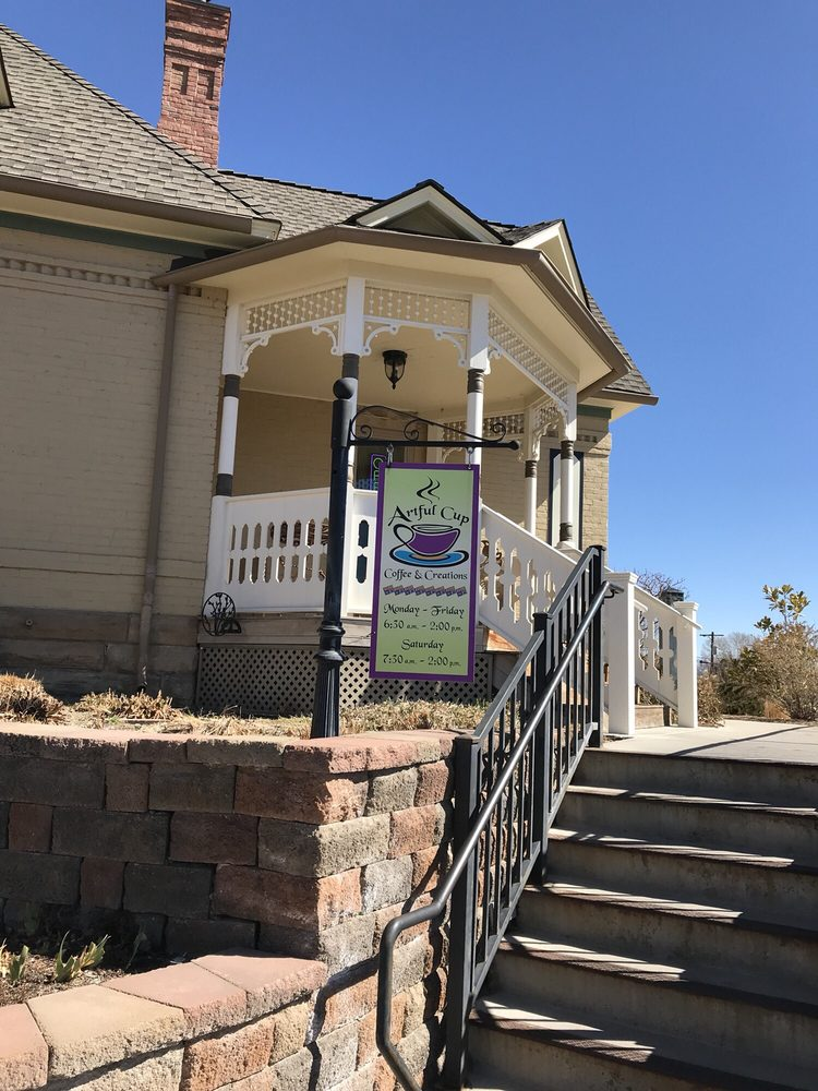 Artful Cup: 3090 N 12th St, Grand Junction, CO