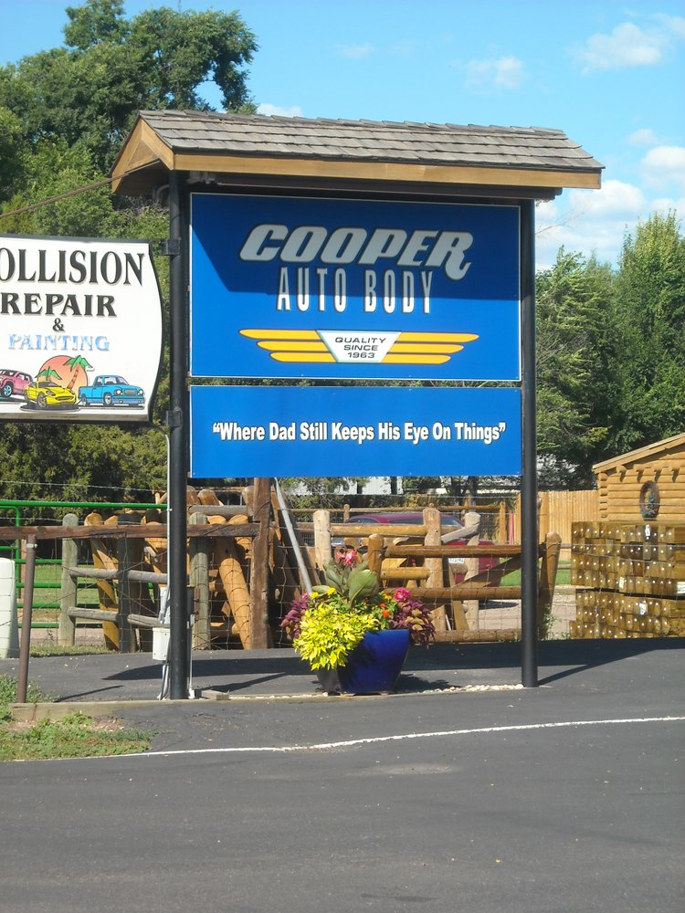 Cooper Auto Body: 2520 County Road 54G, Fort Collins, CO