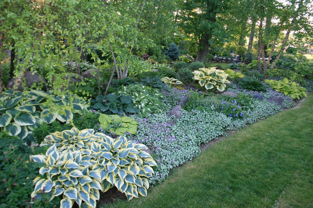 Rock Landscaping and Gardening: 1054 204th St, Baldwin, WI