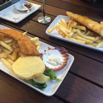 Sea salt fish sushi bar 13 photos fast food 13 for Sea salt fish grill
