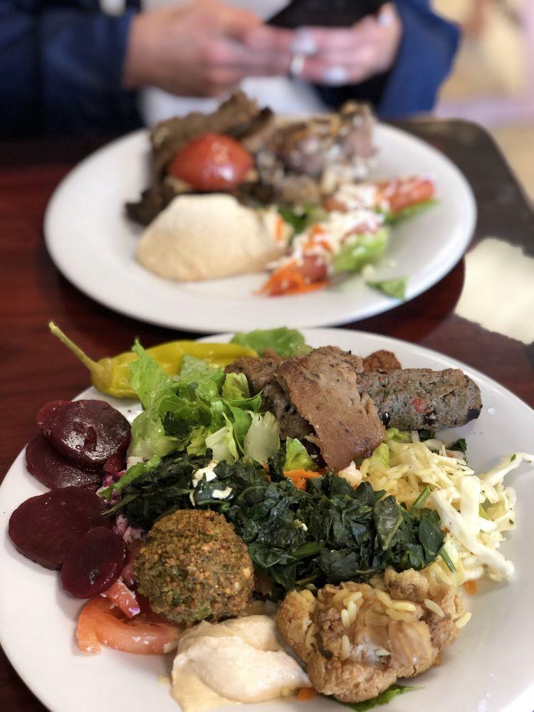 Dimassi's Mediterranean Buffet: 180 W Campbell Rd, Richardson, TX