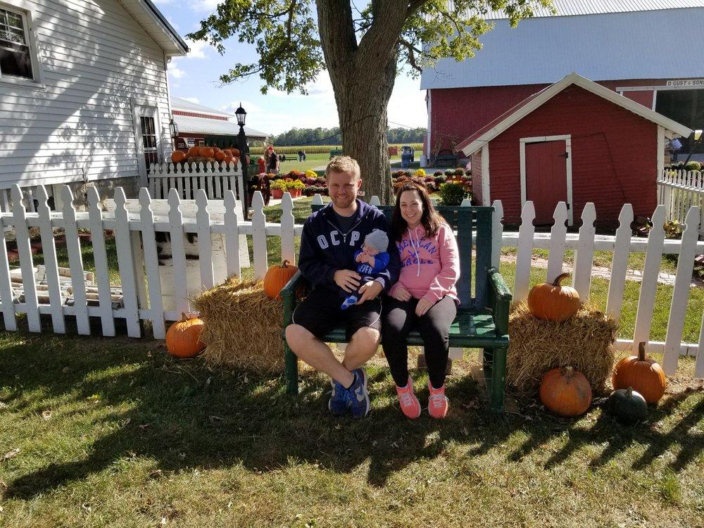 Gust Brother's Pumpkin Farm: 13639 Mulberry Rd, Ottawa Lake, MI