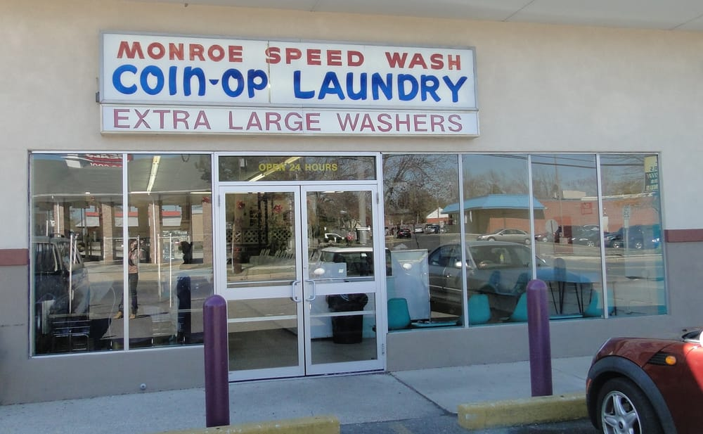 Monroe Speed Wash: 128 Poplar St, Williamstown, NJ