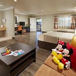 2 Bedroom Suites In Anaheim Near Disneyland Exterior Painting Eden Roc Inn & Suites  157 Photos & 240 Reviews  Hotels  1830 S .