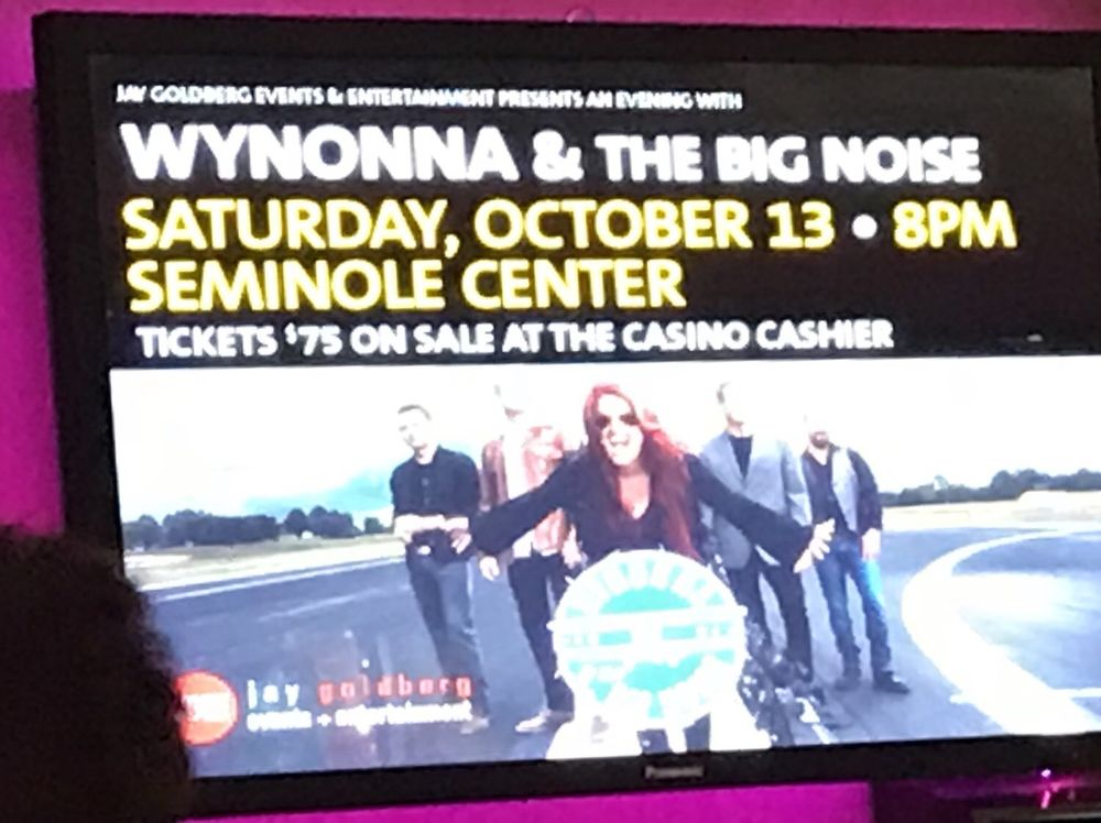 Seminole Casino: 506 S 1st St, Immokalee, FL