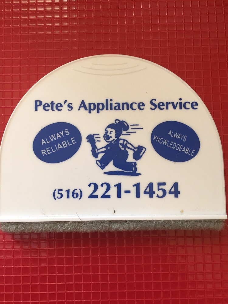 Pete's Appliance Service: 18 Crocus Ct, West Babylon, NY