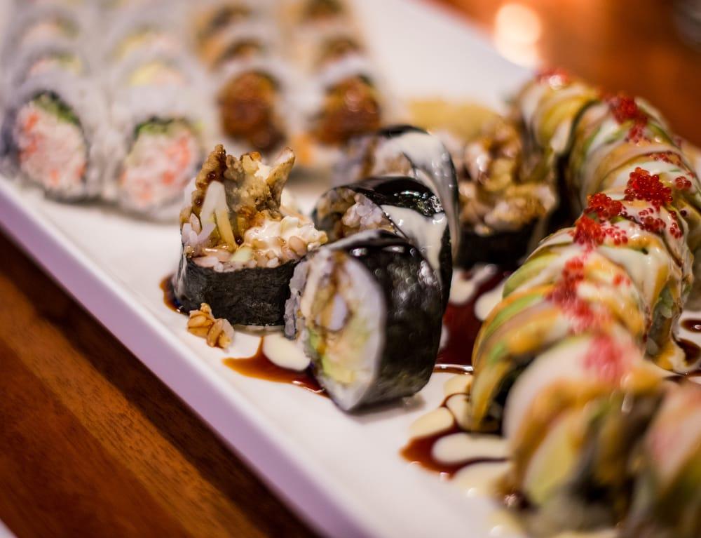 Zen Sushi & Grill: 430 E Grand Ave, Beloit, WI