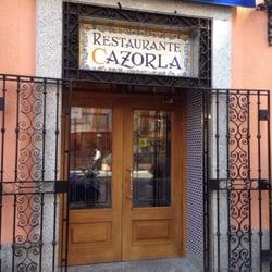 Cazorla 11 reviews spanish calle castello 99 - Calle castello madrid ...