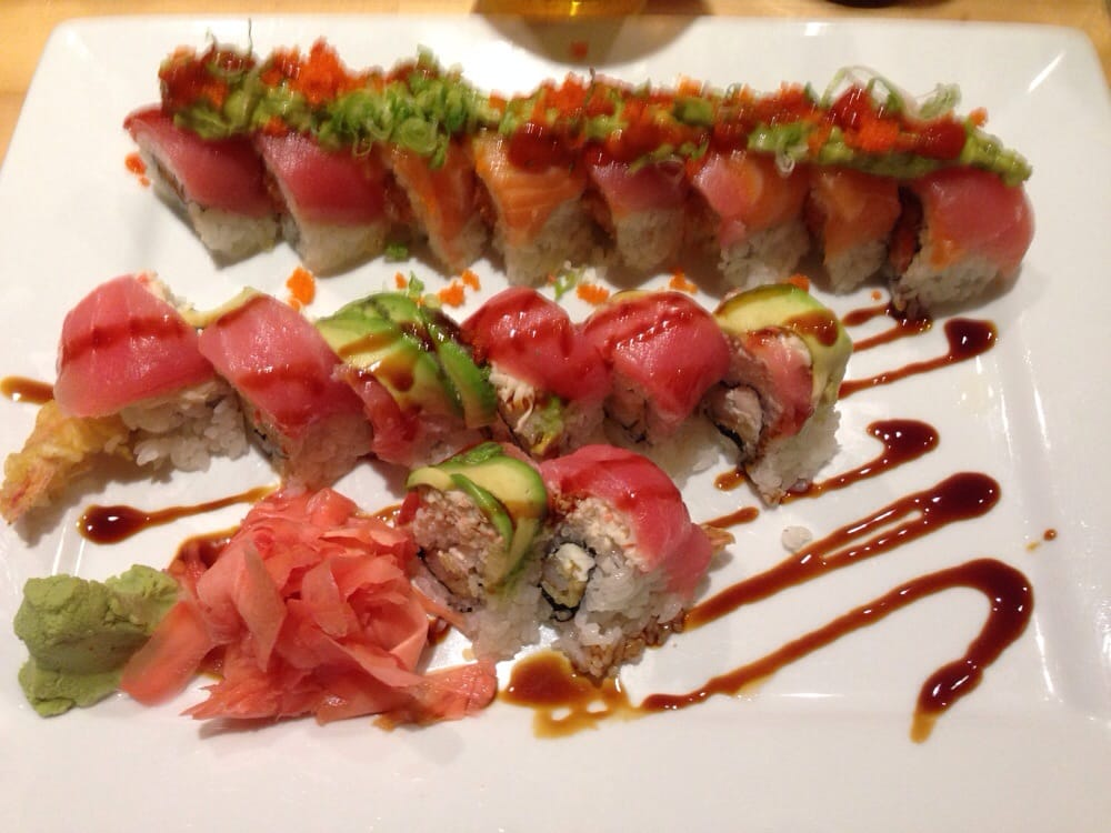 The Funky Margarita Was An Amazing Sushi Roll Yelp