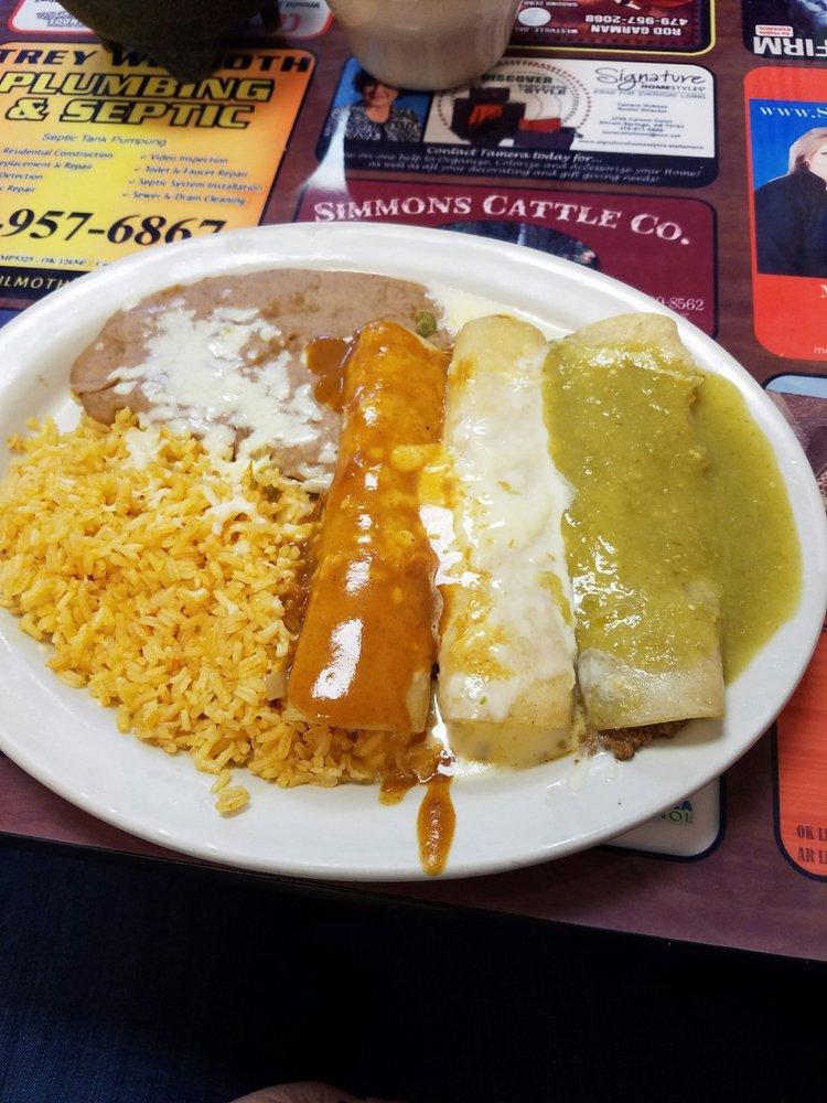 Lahuerta Mexican Restaurant: 139 Fowler St, Gentry, AR