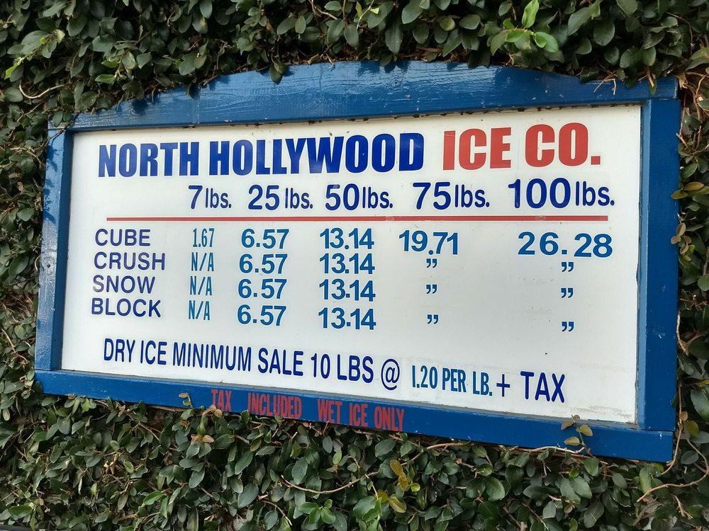 North Hollywood Ice: 5257 Craner Ave, North Hollywood, CA