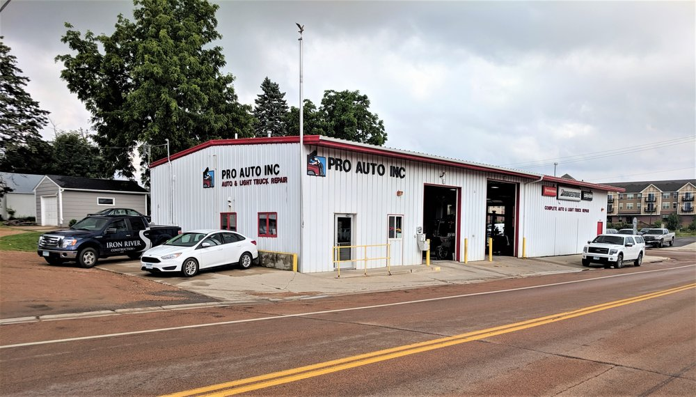 Pro Auto Repair NYA: 324 W Railroad St, Norwood Young America, MN