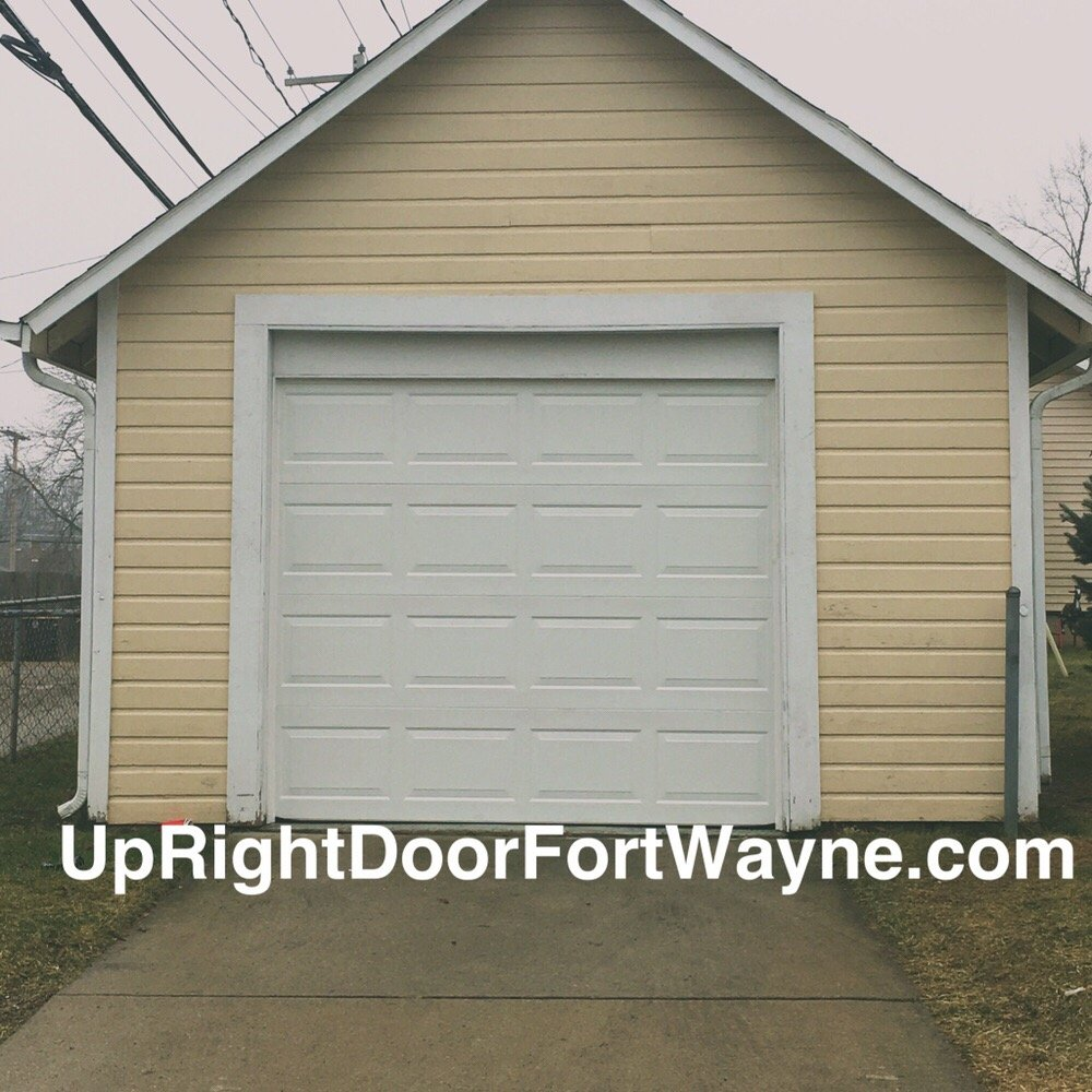 UpRight Garage Door Services: 7102 Canterwood Pl, Fort Wayne, IN
