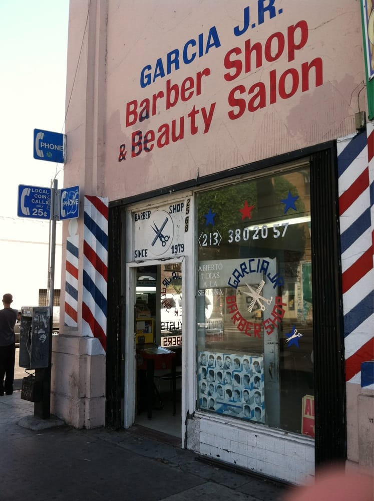 Garcia?s Barber Shop - 13 Reviews - Barbers - 2568 W Pico Blvd, Pico ...