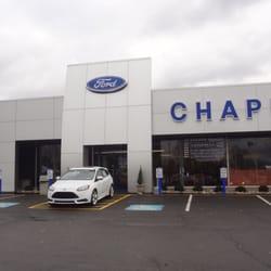 Ford Dealership Philadelphia >> Chapman Ford Sales Inc 9371 Roosevelt Blvd Philadelphia