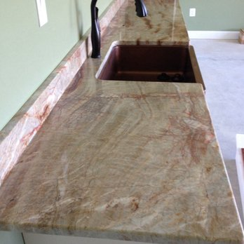 Photo Of Granite Works Countertops   Rockville, MD, United States