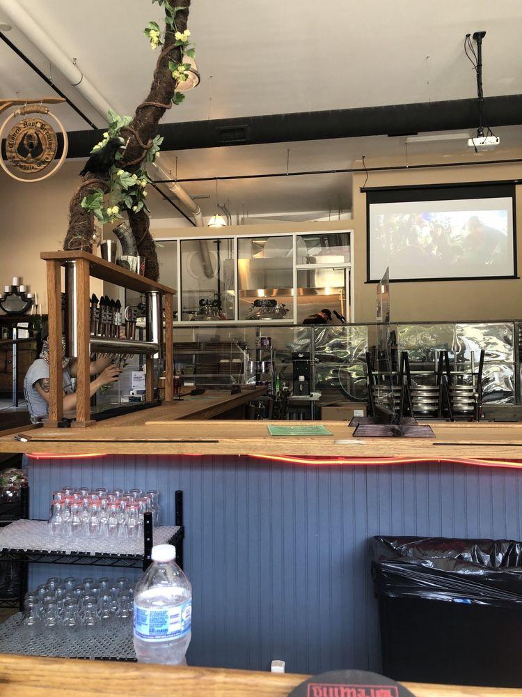 Cloven Hoof Brewing: 1308 Bridge St, Ashtabula, OH