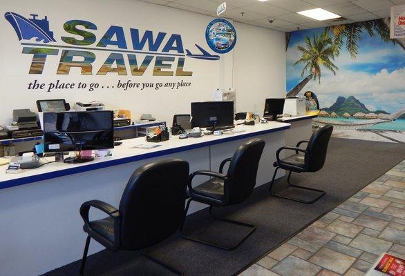 sawa travel agency travel services 800 river dr garfield nj