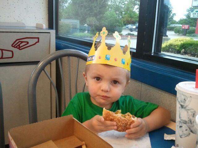 Burger King: 107 R H L Blvd, Charleston, WV
