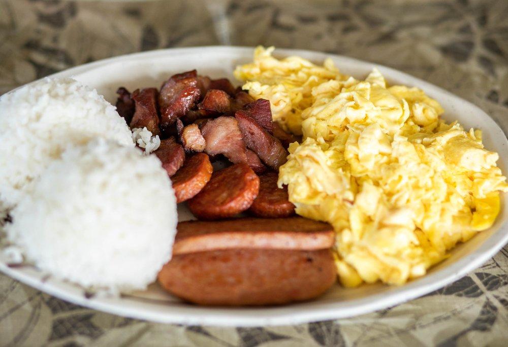 Unko's Kitchen: 1-3749 Kaumualii Hwy, Hanapepe, HI