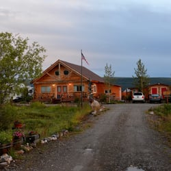 Photo Of Earthsong Lodge Healy Ak United States On The