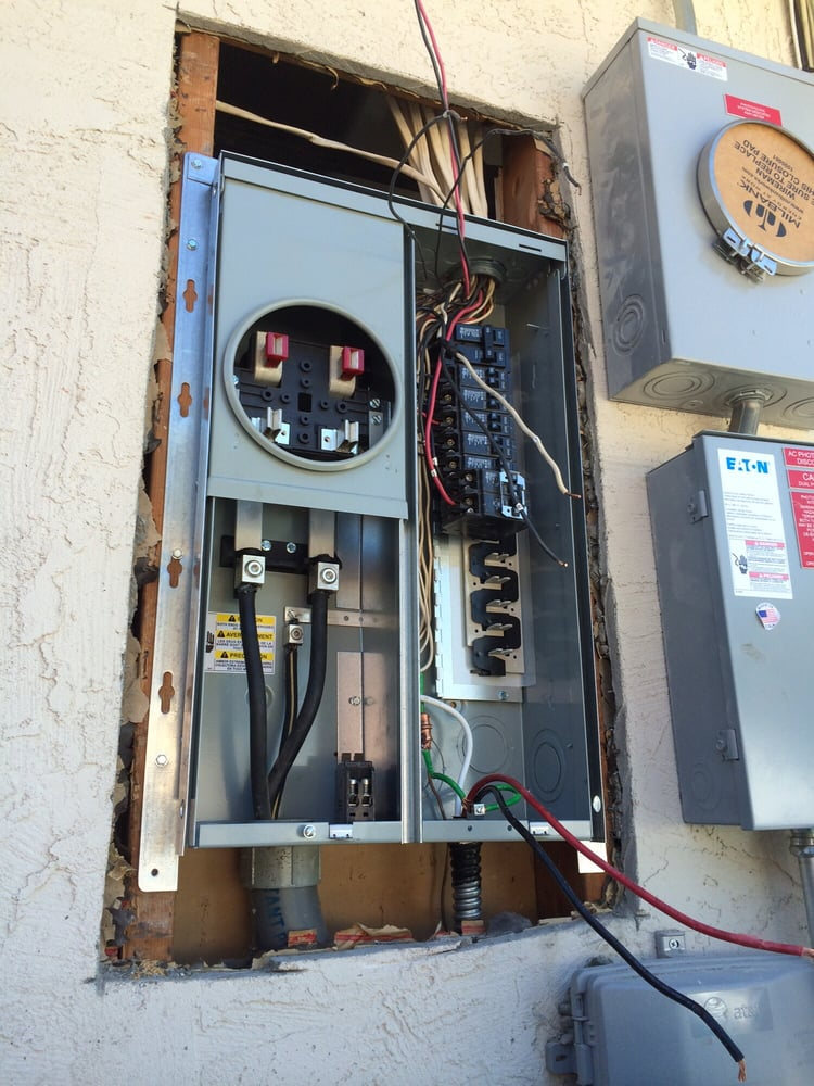 Electrical service panel upgrade for solar city corp - Yelp