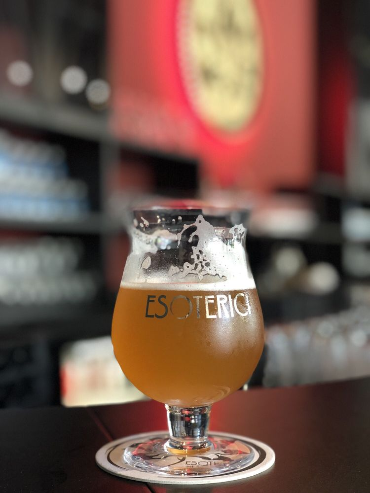 Esoteric Brewing: 918 E McMillan, Cincinnati, OH