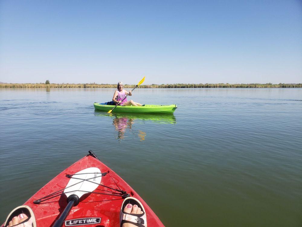 Leto's Kayak and Paddleboard Rentals: Yuma, AZ