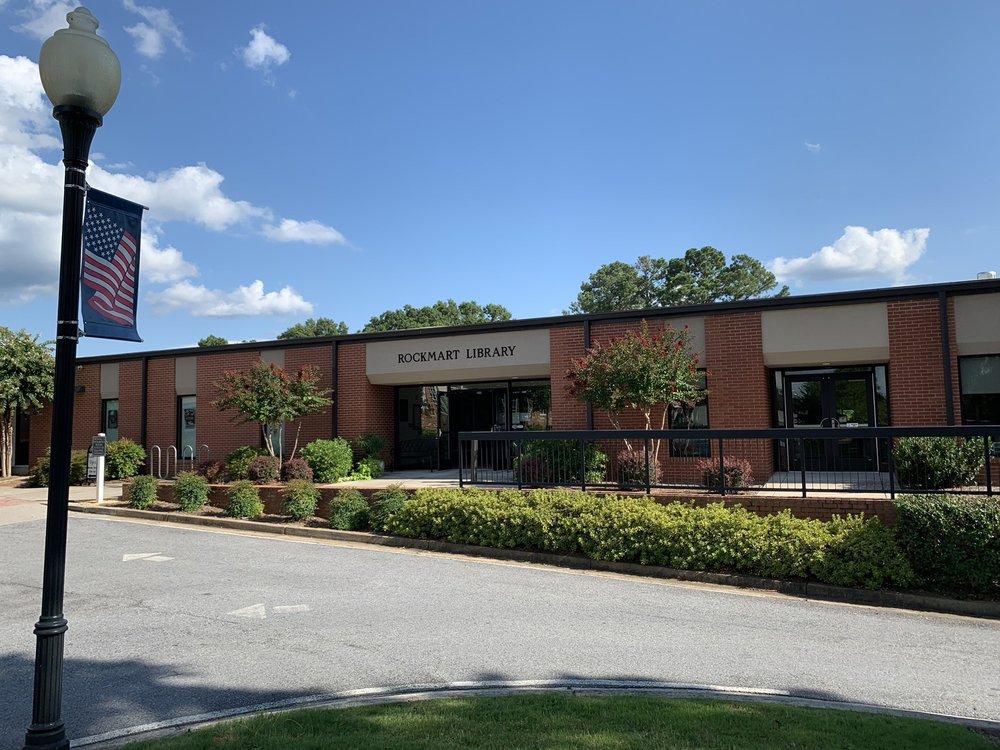 Rockmart Public Library: 316 N Piedmont Ave, Rockmart, GA