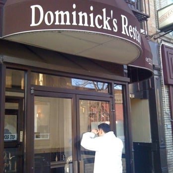 Dominick Restaurant Bronx Nyc