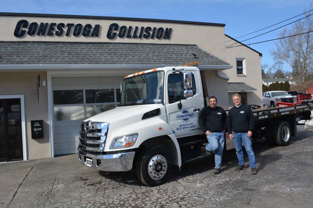 Conestoga Collision: 961 Lancaster Ave, Berwyn, PA