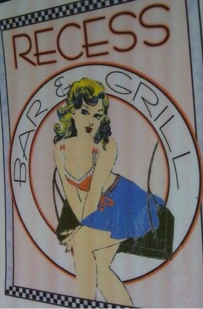 Recess Bar & Grill: 5710 S Alameda St, Corpus Christi, TX