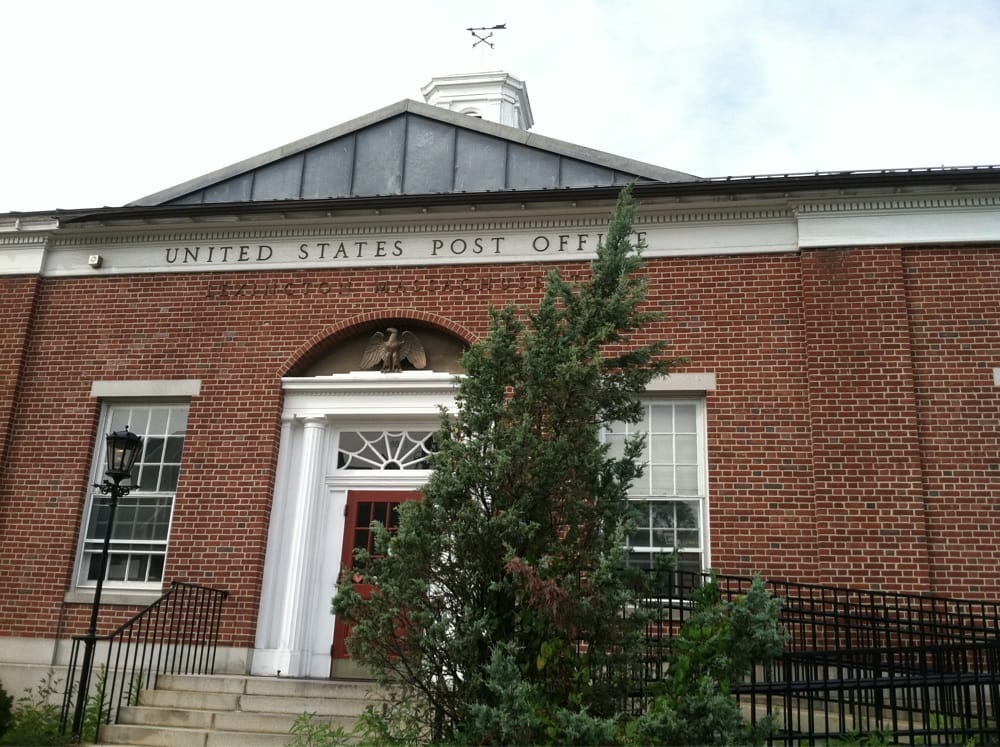 Us post office post offices reviews lexington ma - United states post office phone number ...