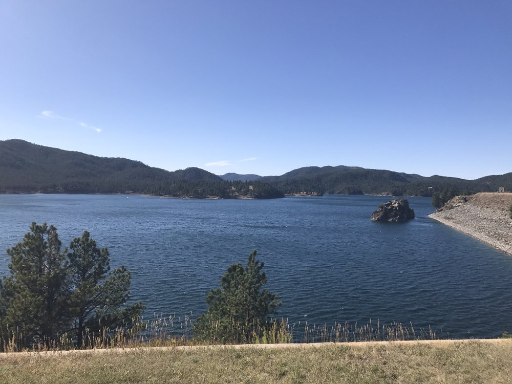 Pactola Dam & Reservior: 22995 U S 385, Hill City, SD