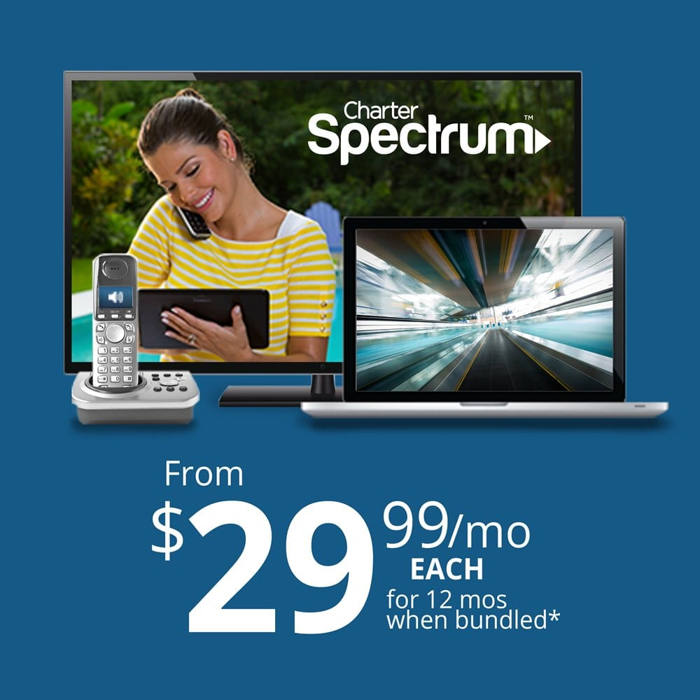 Spectrum: 5537 I-49 Service Rd, Opelousas, LA