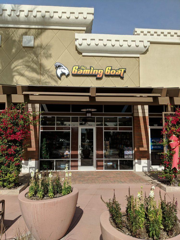 The Gaming Goat: 1055 N Dobson Rd, Mesa, AZ