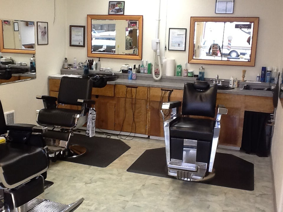 Charmant Photo Of Clipperz Barber Shop   Shelton, WA, United States. New Counters And