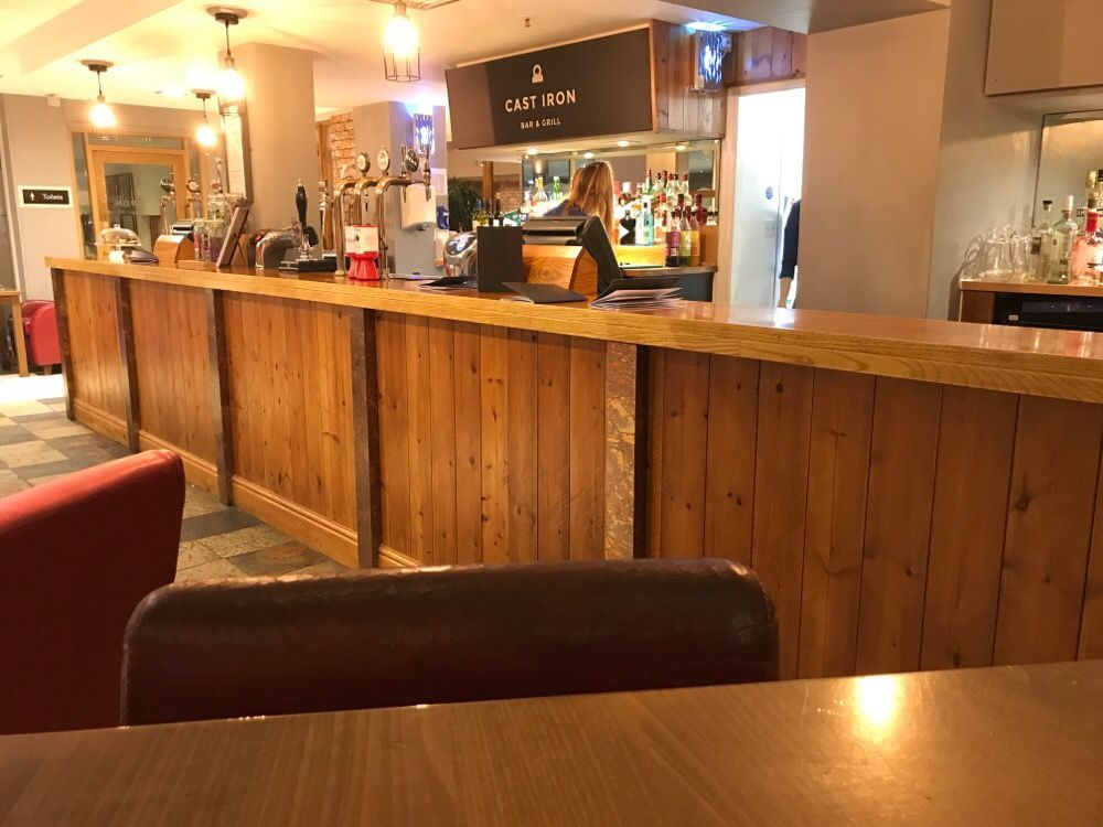 Cast Iron Bar Grill Bars Moor Road Morley Derby