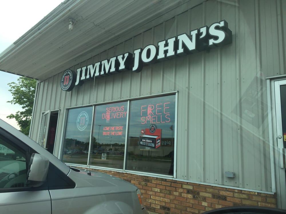 Jimmy John's: 803 Park Ave, Beaver Dam, WI