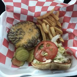 Woodys On The Beach Burgers 10 State St Fallon Nv