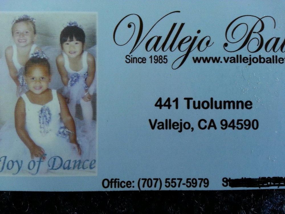 Vallejo Ballet Company: 441 Tuolumne St, Vallejo, CA