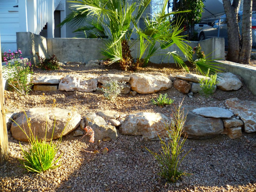 Red Agave Lawn + Landscape