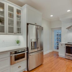 Charmant Photo Of Bath Plus Kitchen Design Remodel   Alexandria, VA, United States.  Kitchen