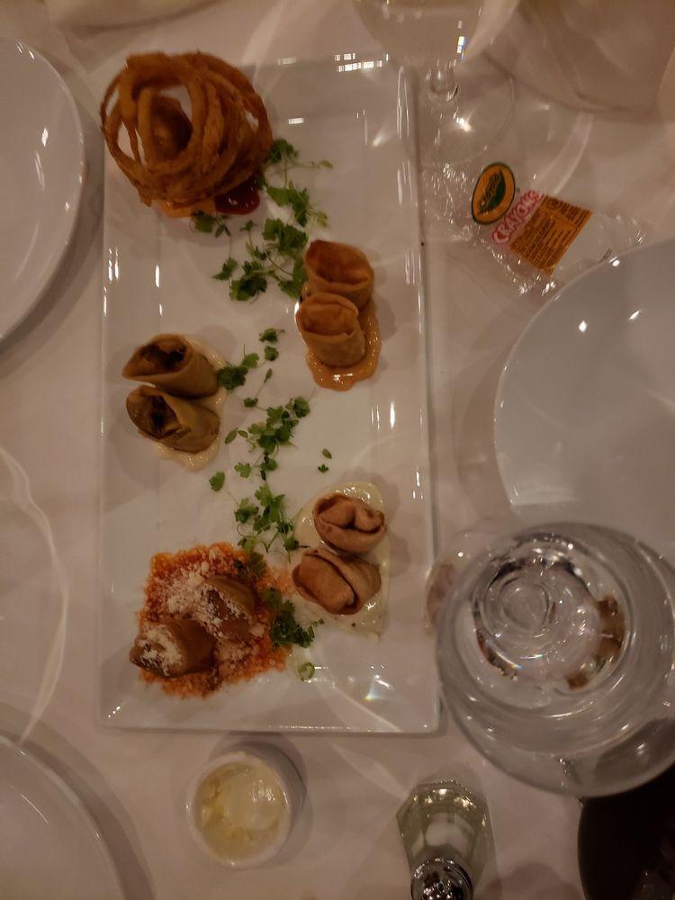 Davio's Northern Italian Steakhouse - Seaport: 50 Liberty Dr, Boston, MA
