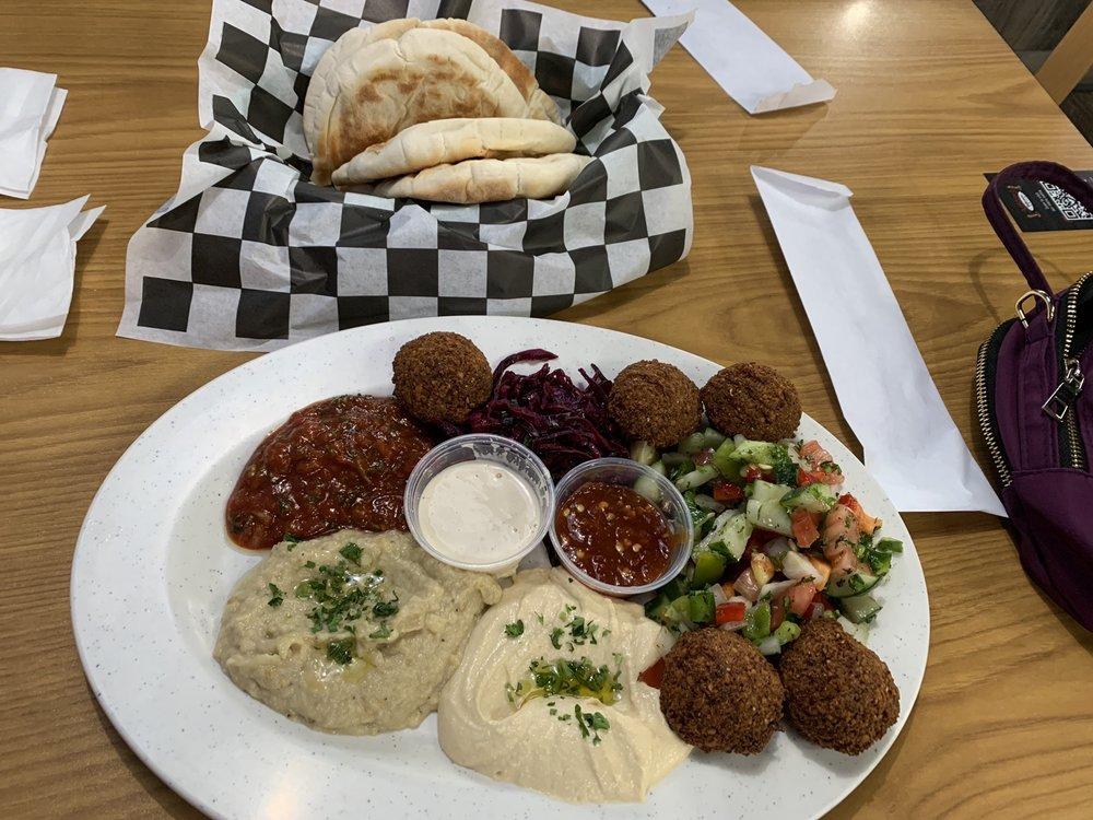Ameer's Mediterranean Grill: 203 Richardson Rd, Calhoun, GA