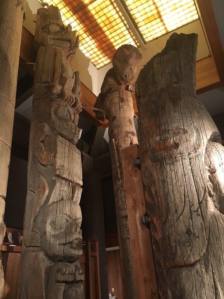 Totem Heritage Center: 601 Deermount, Ketchikan, AK