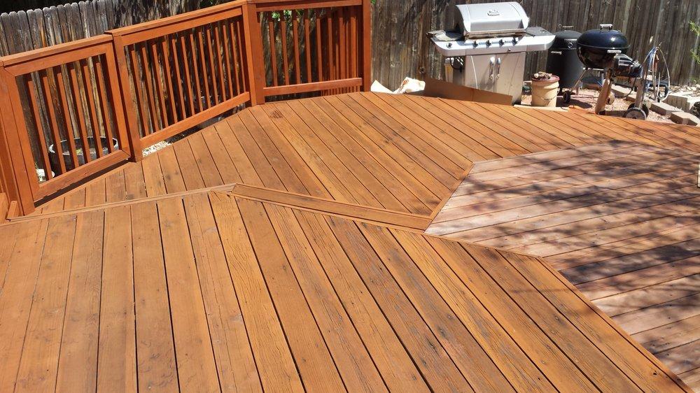 Pretty Fences & Decks: 136 Falcon Cr, Mead, CO