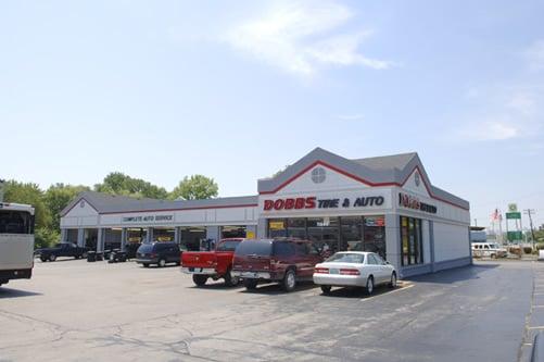 Dobbs Tire & Auto Centers: 11844 Tesson Ferry Rd, Saint Louis, MO