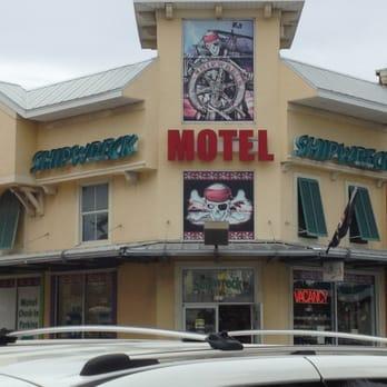 Shipwreck Motel Fort Myers Beach